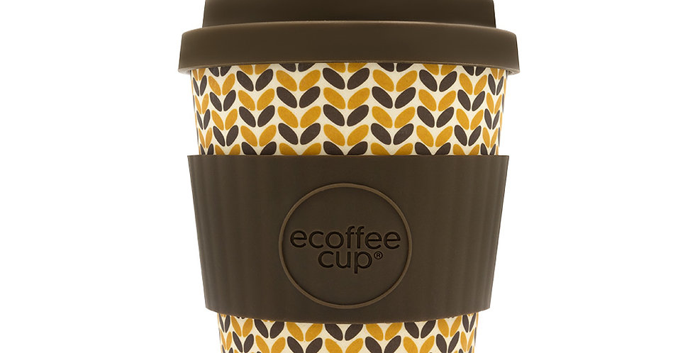 Ecoffee Cup - Threadneedle 12oz