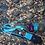 Thumbnail: Chico Bag Bottle Sling  - Aquamarine