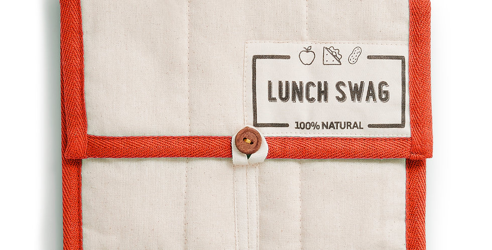 The Lunch Swag Bag - Orange
