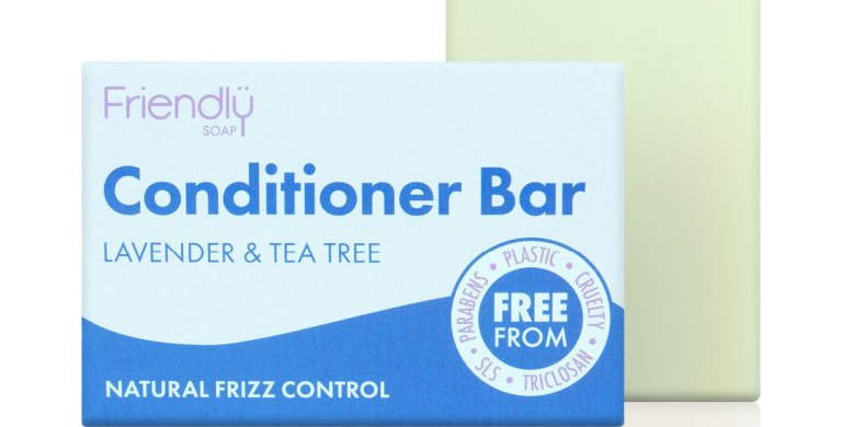 Friendly Conditioner Bar - Lavender + Tea Tree