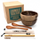 Thumbnail: Coconut Bowls + Spoons Set with Bamboo Straw