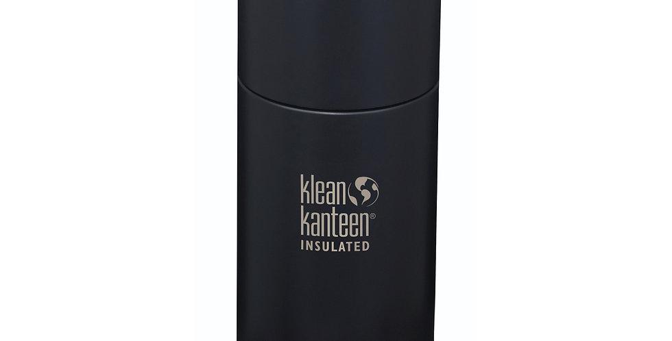 Klean Kanteen TKPro 750ml Vacuum Insulated Flask - Shale Black (Matt)