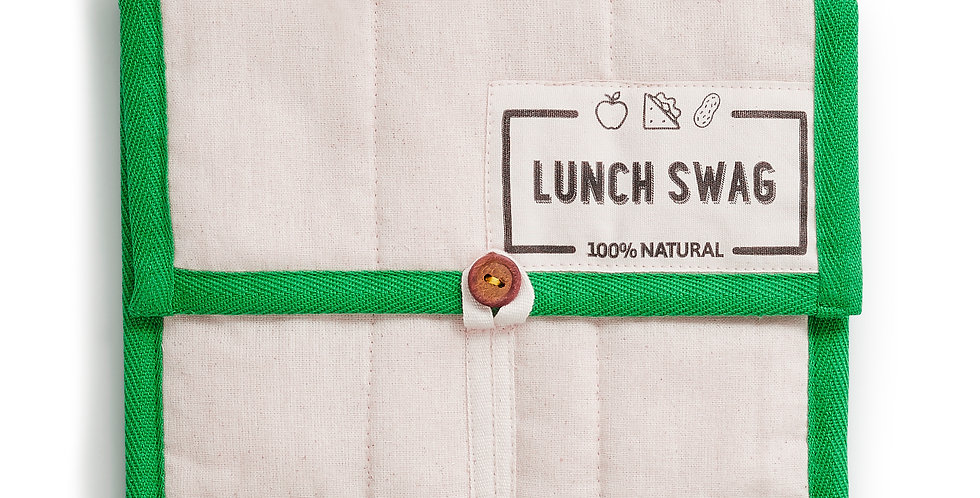 The Lunch Swag Bag - Green