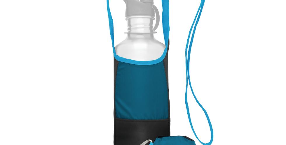 Chico Bag Bottle Sling  - Aquamarine