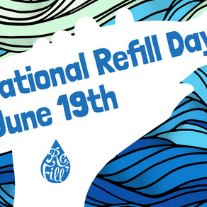 National Refill Day!