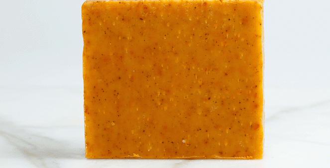 Wild Sage + Co Frankincense + Orange Soap Bar