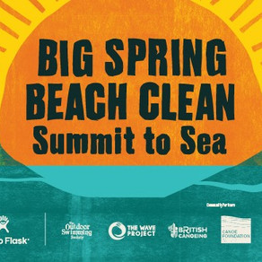 SAS Big Spring Beach Clean: Summit to Sea - Clitheroe
