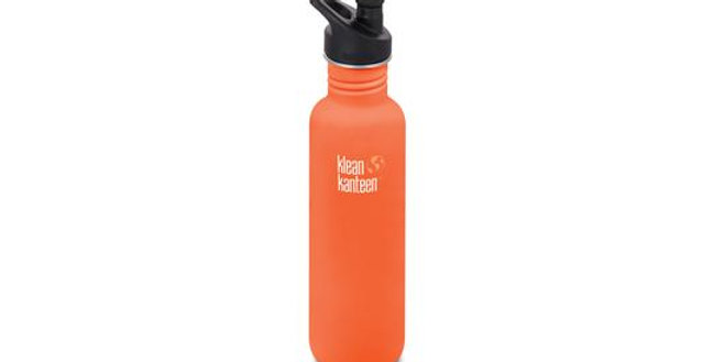 Klean Kanteen Classic 800ml Single Wall Bottle - Sierra Sunset (Matt)