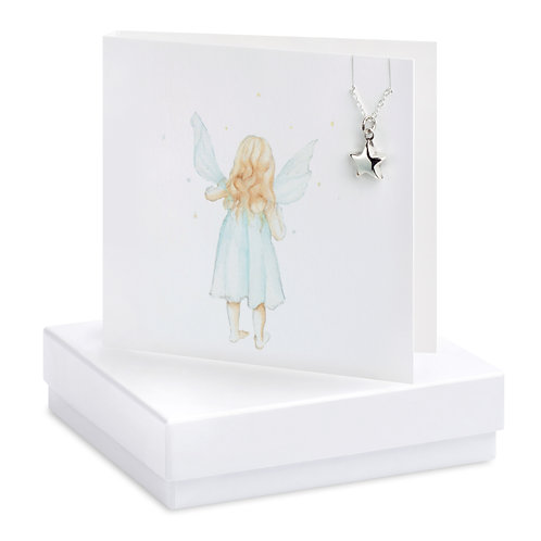 Boxed Fairy Necklace Card