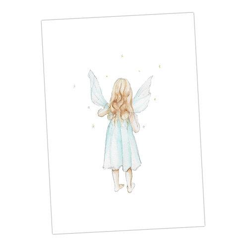 Fairy Rose Print