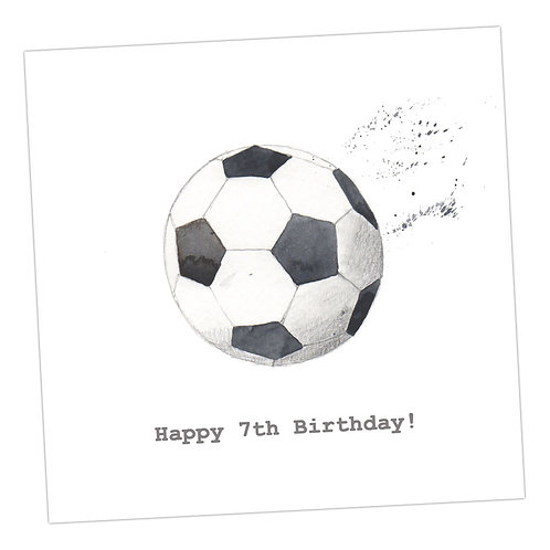 Football  7th Card