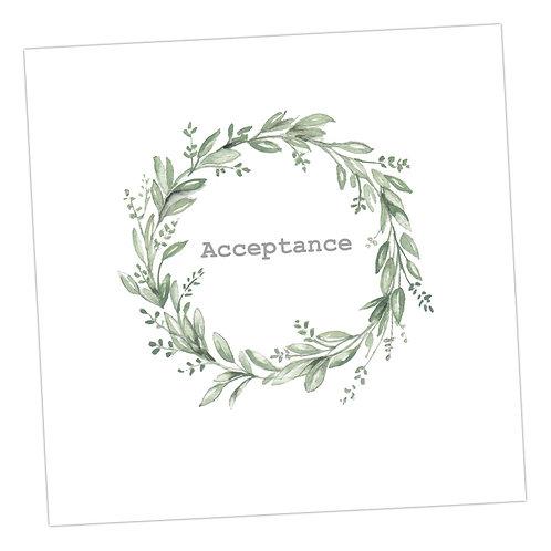 Acceptance Wreath