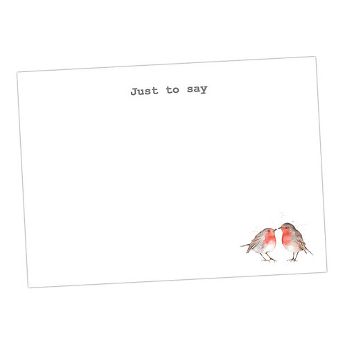 Robins Note Cards