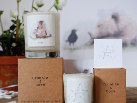 New Scented candles launching this January!