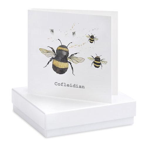 Bee - Welsh Hugs