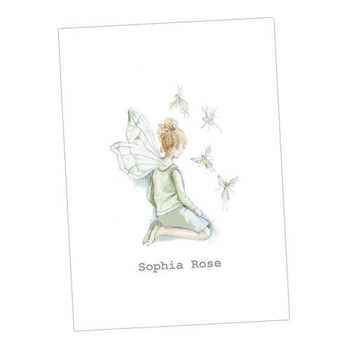 Fairy Personalised Print
