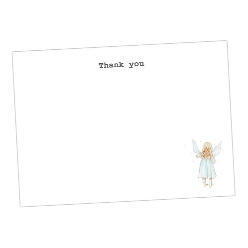 Fairy Rose Note Cards