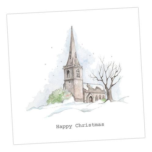 Church Christmas Card