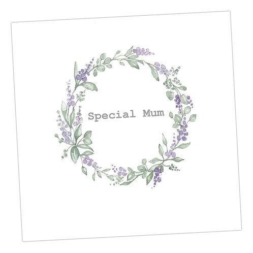 Special Mum Wreath