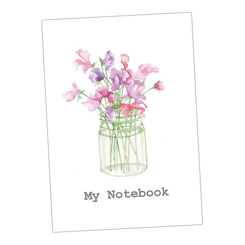 Sweet Peas Journal