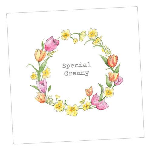 Special Granny Wreath