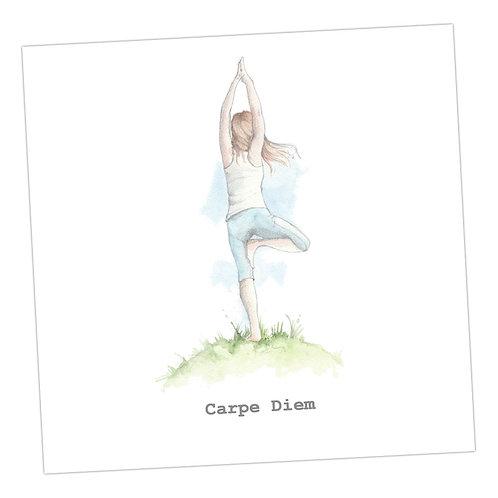 Yoga Card