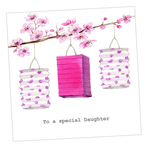 Paper Lanterns Daughter Card
