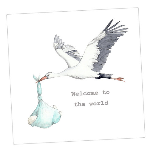 Stork New Baby