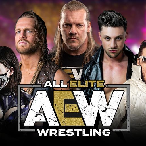 ¿Conoces a los luchadores de AEW?
