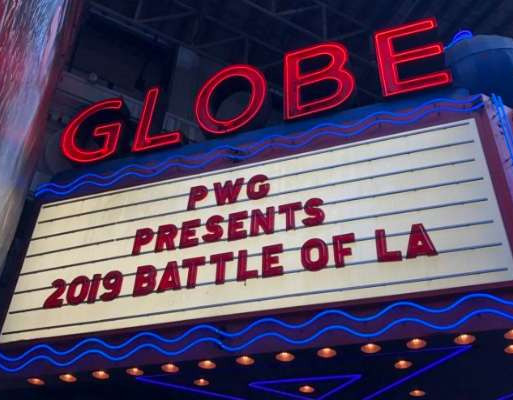 PWG Battle of Los Ángeles 2019