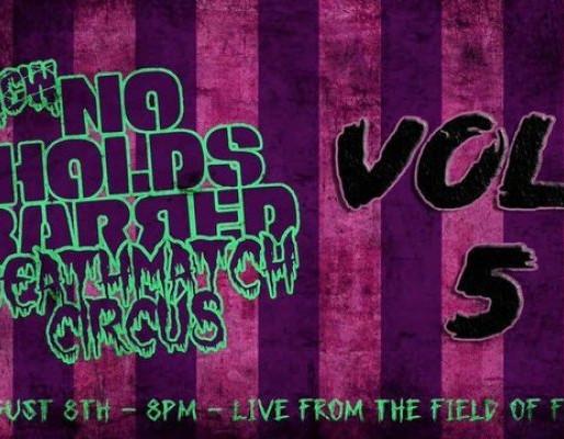ICW NHB Vol. 5: Deathmatch Circus