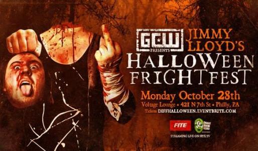 GCW Jimmy Lloyd's Frightfest