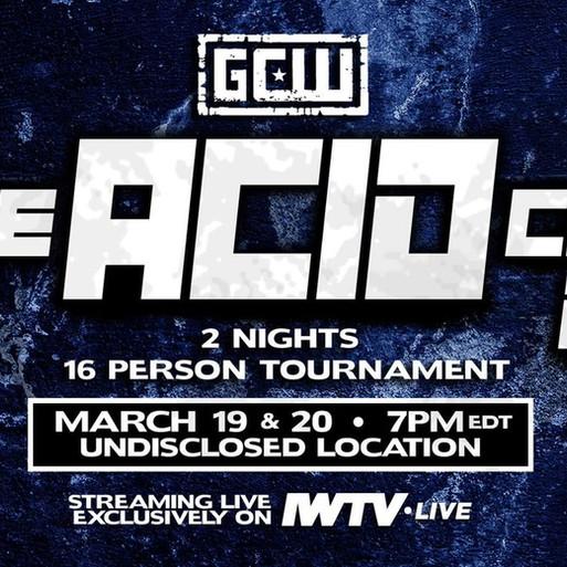 GCW The Acid Cup 2
