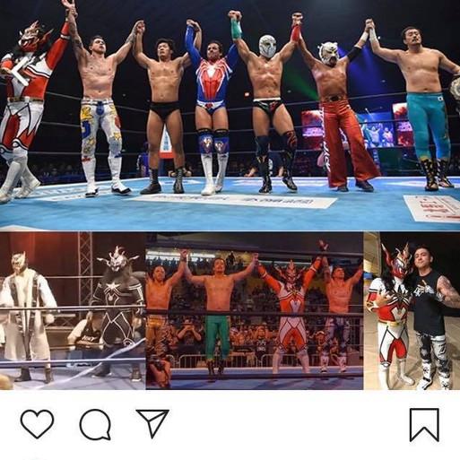 #ThankYouLiger: El Mundo del Wrestling se despide de Jushin 'Thunder' Liger