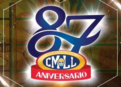 CMLL 87 Aniversario