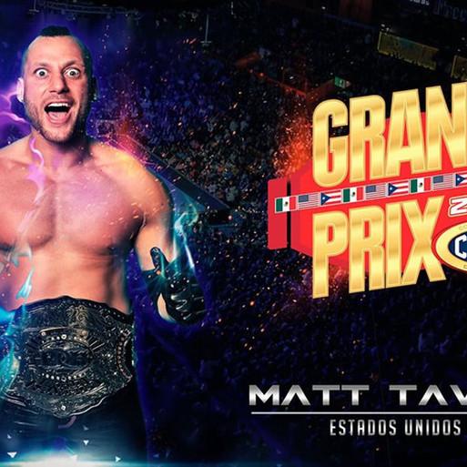 CMLL Grand Prix 2019