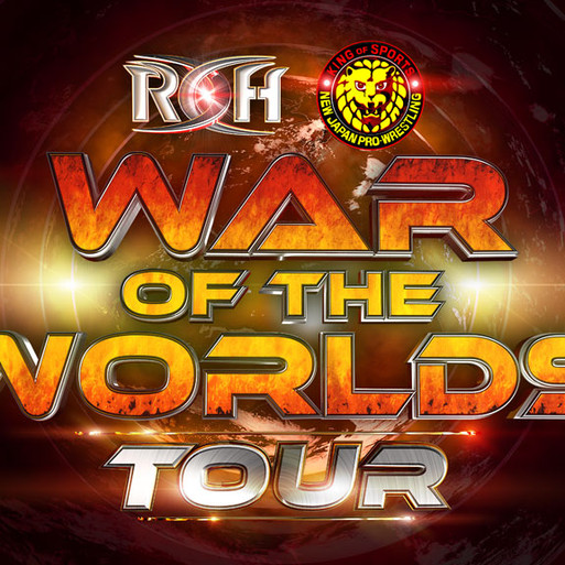 ROH War of the Worlds Tour 2019