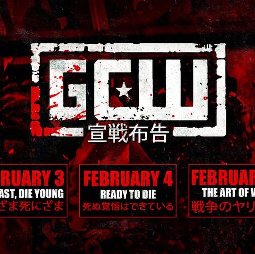 GCW Japan Tour 2020