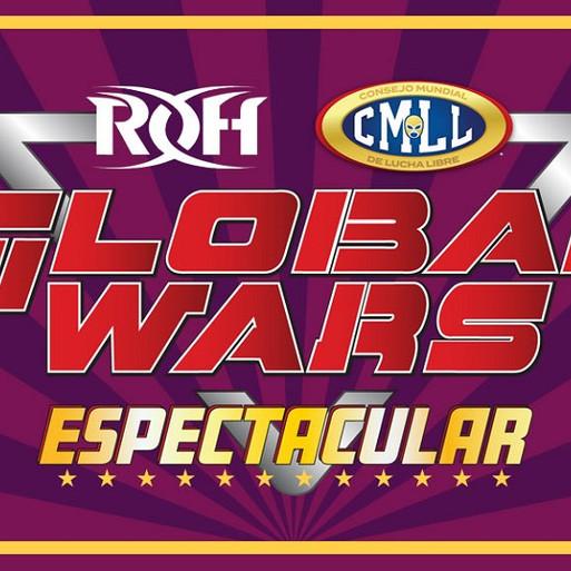 ROH/CMLL Global Wars: Espectacular (Tour)