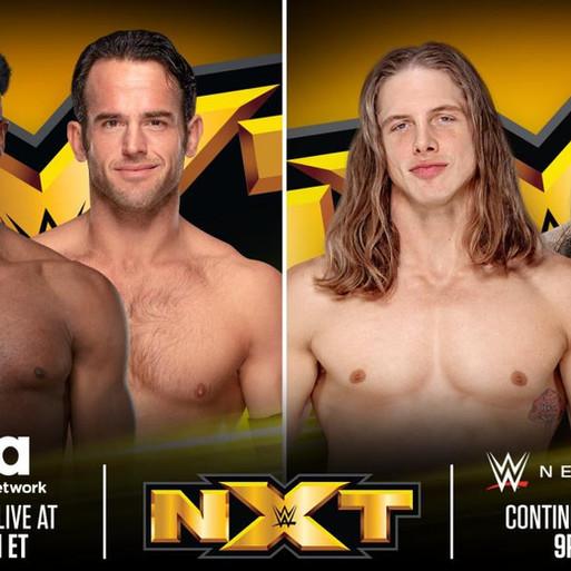 NXT Live [Septiembre 18, 2019]
