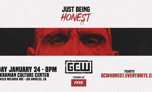 GCW Just Being Honest