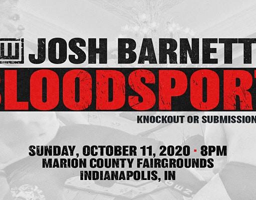 GCW Josh Barnett's Bloodsport 3