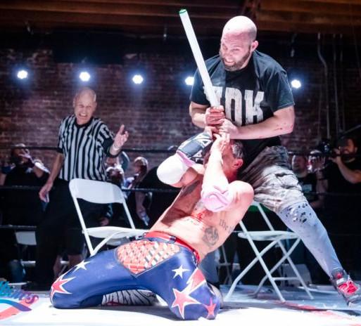 Los objetos más utilizados en la lucha libre profesional