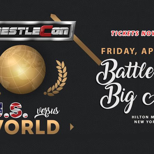 WrestleCon: US vs The World