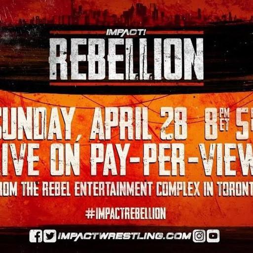 Impact! Rebellion 2019