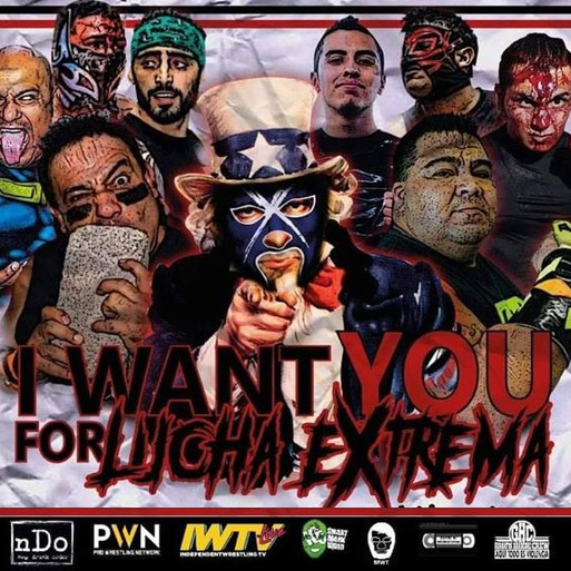 GHC I Want You for Lucha Extrema