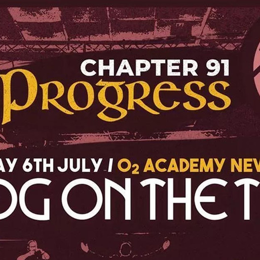 Progress: Chapter 91