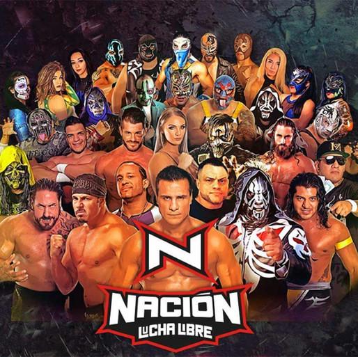 Nación Lucha Libre #1
