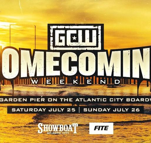 GCW Homecoming Weekend 2020