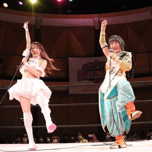 TJPW I Just Like Osaka 2020